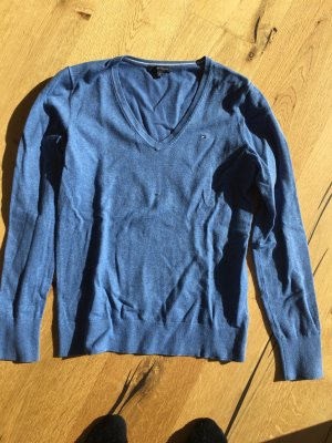 *Tommy Hilfiger* Pullover in Hellblau