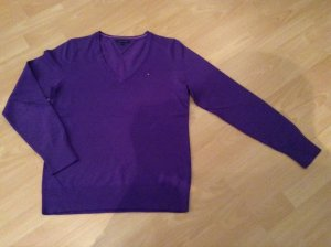 Tommy Hilfiger Pullover in lila