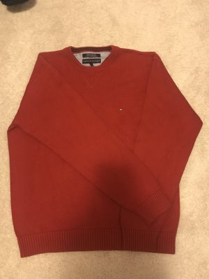 Tommy Hilfiger Jersey rojo oscuro