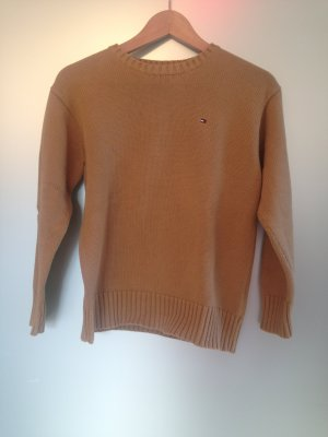 Tommy Hilfiger Pullover in Senfgelb