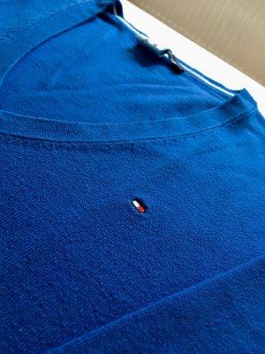 Tommy Hilfiger Jersey con cuello de pico multicolor