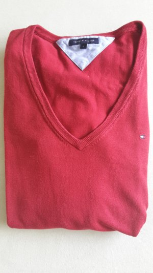 Tommy Hilfiger Pullover rot