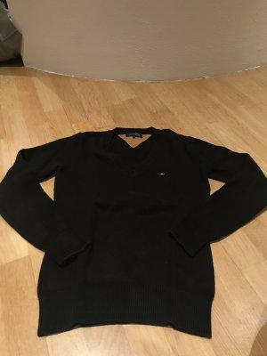 Tommy Hilfiger Pullover Schwarz - Nur einmal getragen