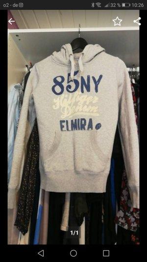 Tommy Hilfiger Sweatshirt lichtgrijs-grijs