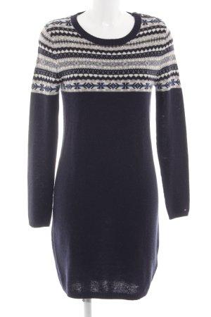 Tommy Hilfiger Abito maglione motivo grafico stile casual