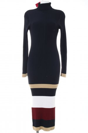 Tommy Hilfiger Robe pull motif rayé style décontracté