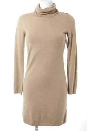 Tommy Hilfiger Sweater Dress light brown elegant