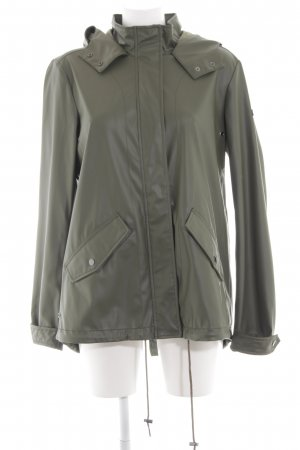 Tommy Hilfiger Heavy Raincoat khaki street-fashion look