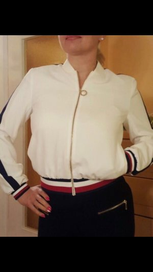 Tommy Hilfiger Giacca bianco-rosso