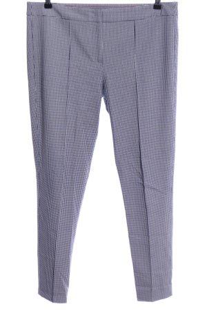 Tommy Hilfiger Pantalone a sigaretta blu-bianco stampa integrale