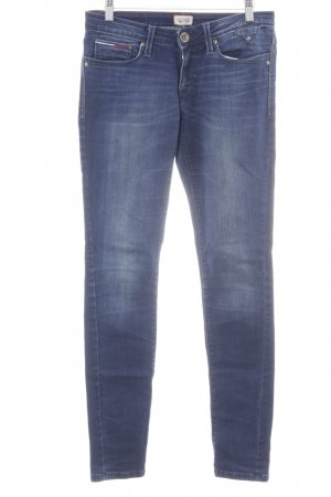 Tommy Hilfiger Tube jeans blauw casual uitstraling