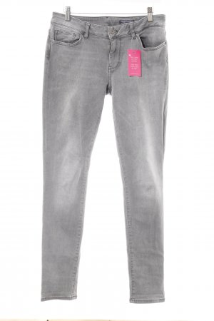 Tommy Hilfiger Tube jeans grijs casual uitstraling