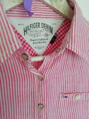 Tommy Hilfiger rosa Hemd 36