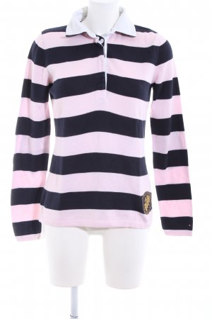Tommy Hilfiger Rugbyshirt gestreept patroon casual uitstraling