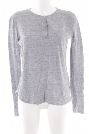 Tommy Hilfiger Rundhalspullover grau Casual-Look