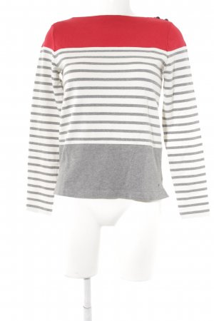 Tommy Hilfiger Crewneck Sweater striped pattern casual look