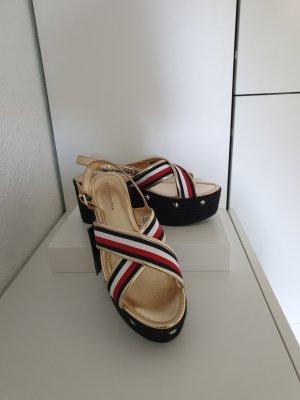 Tommy Hilfiger Sandale aus Leder