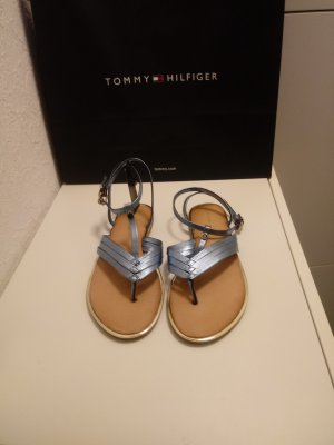 Tommy Hilfiger High-Heeled Sandals multicolored leather