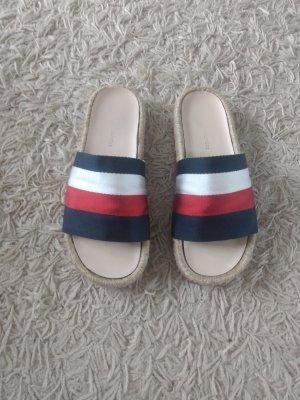 Tommy Hilfiger Sandalen Gr. 40 Sandaletten