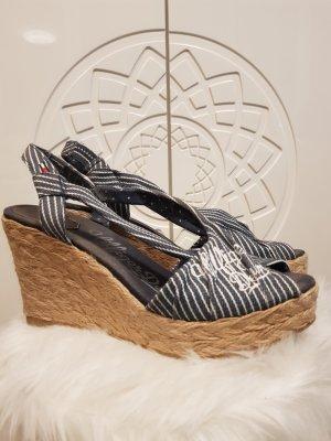 Tommy Hilfiger High-Heeled Sandals white-slate-gray