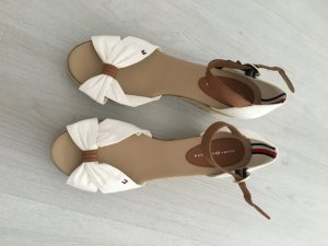 Tommy Hilfiger Wedge Sandals white