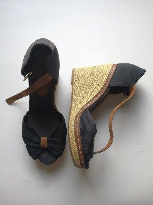 Tommy Hilfiger Sandaletten mit Keilabsatz