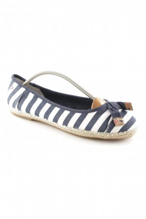 Tommy Hilfiger Slip-on Shoes striped pattern casual look