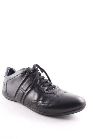 Tommy Hilfiger Zapatos brogue negro look casual