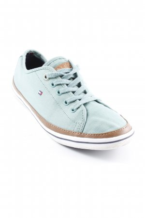 Tommy Hilfiger Schnürsneaker Webmuster Casual-Look