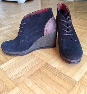 Tommy Hilfiger Schuhe mit Absatz - Stiefletten