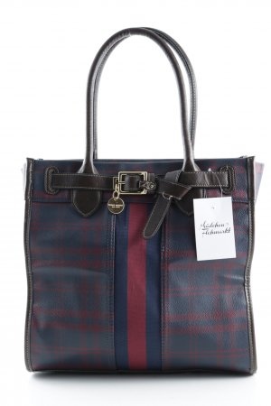 Tommy Hilfiger Schultertasche Karomuster College-Look