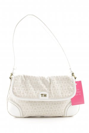 Tommy Hilfiger Schultertasche Monogram-Muster Casual-Look
