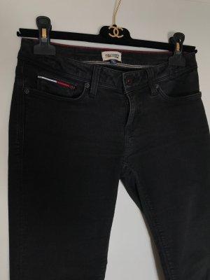 Tommy Hilfiger Denim Skinny jeans zwart