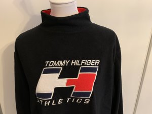 Tommy Hilfiger Pullover in pile nero