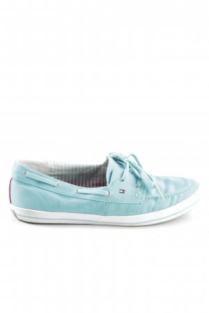 Tommy Hilfiger Sailing Shoes turquoise casual look