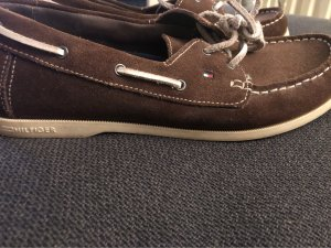 Tommy Hilfiger Sailing Shoes brown-white