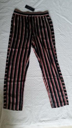 Tommy Hilfiger Harem Pants multicolored silk