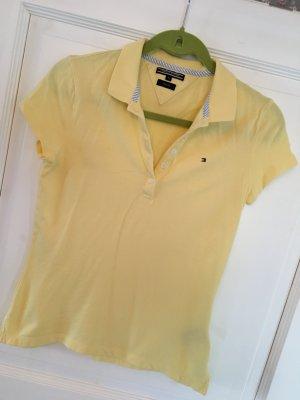 Tommy Hilfiger Shirt gelb Gr. M