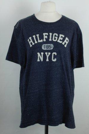 Tommy Hilfiger Shirt Gr. L blau