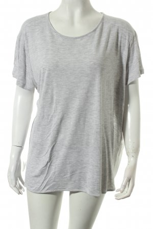 Tommy Hilfiger Shirt hellgrau-weiß Casual-Look