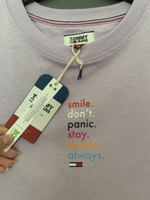 Tommy Hilfiger Shirt lila