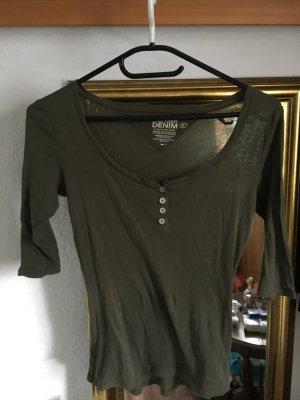 Tommy Hilfiger Shirt olivgrün