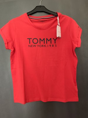 Tommy Hilfiger Shirt Rot