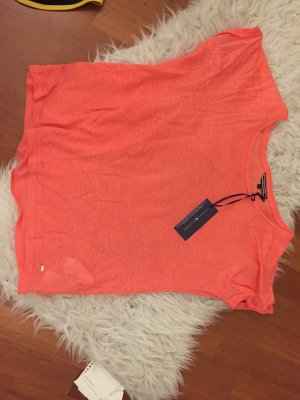 Tommy hilfiger Shirt top Tshirt Koralle