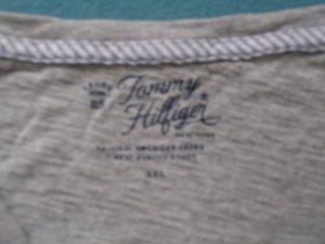 Tommy Hilfiger-shirt, XXL, grau: N.Y.C. - 5th Avenue, unisex