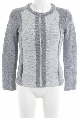 Tommy Hilfiger Shirtjacke grau-dunkelgrau meliert schlichter Stil