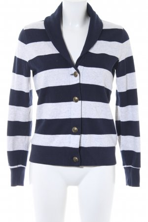 Tommy Hilfiger Shirt Jacket light grey-dark blue striped pattern casual look