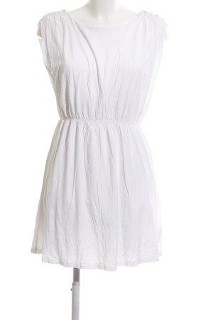 Tommy Hilfiger Shirtkleid weiß-wollweiß Casual-Look
