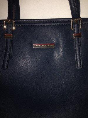 Tommy Hilfiger Borsa shopper blu scuro