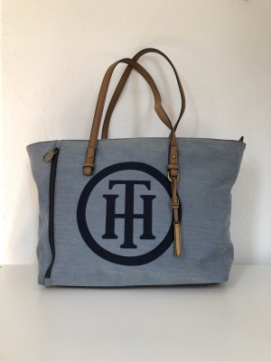 Tommy Hilfiger Shopper light blue